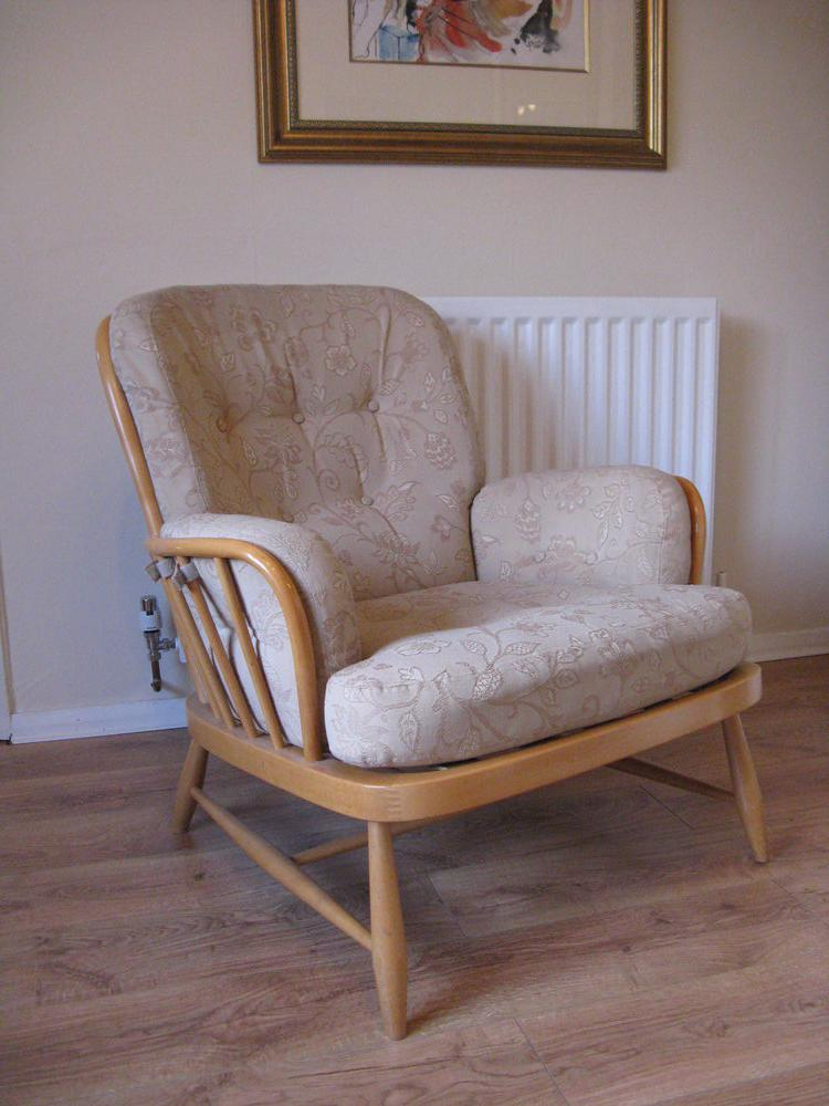 Antiques Atlas - Ercol Armchairs