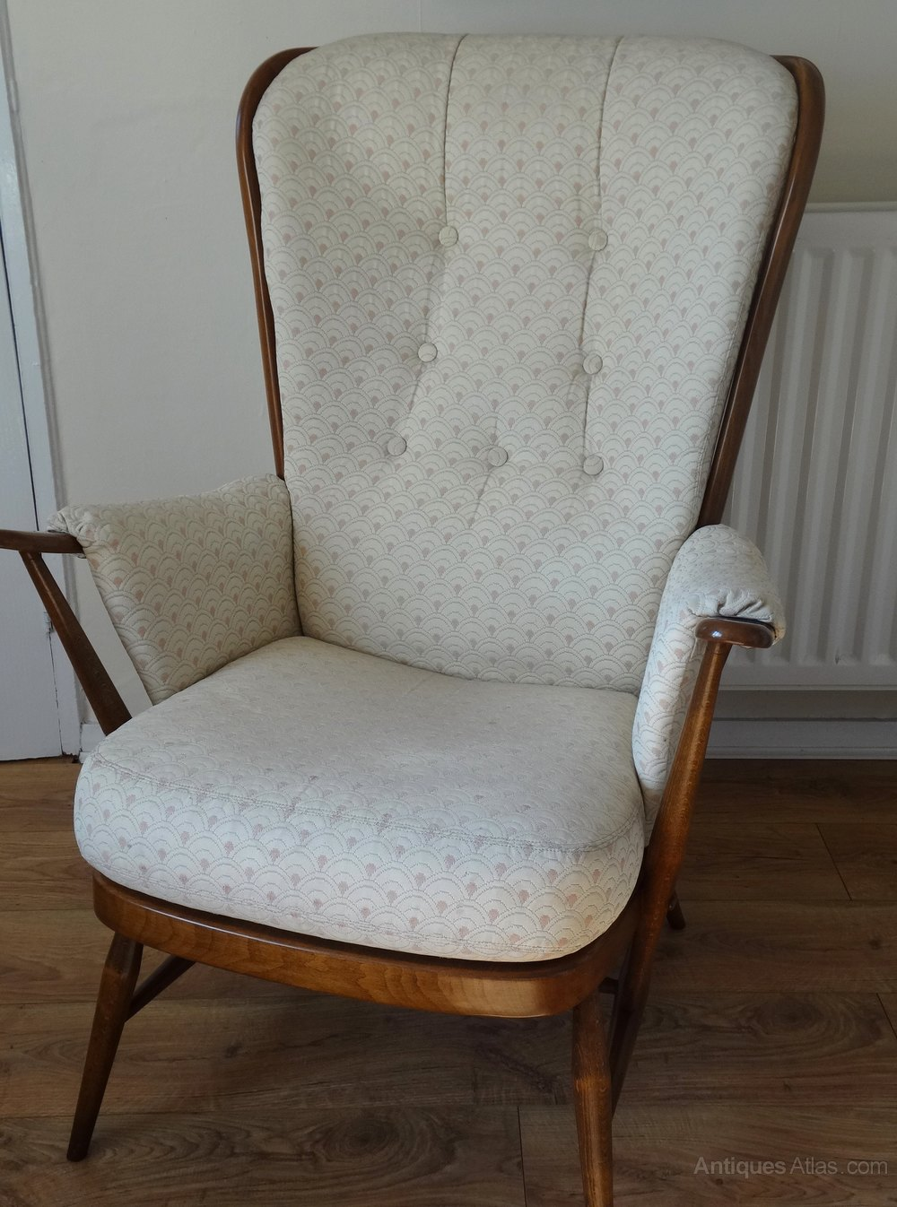 Antiques Atlas - Ercol Evergreen Armchair