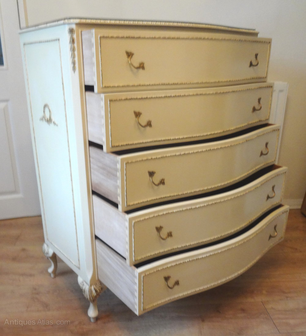 Antiques Atlas French Louis Chest Of Drawers