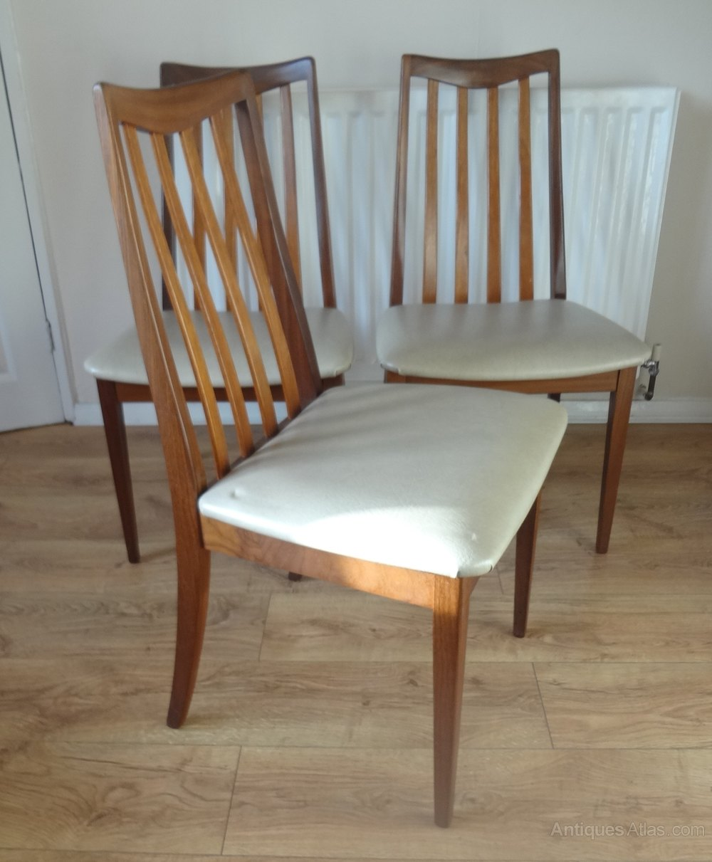 G plan dining chairs antiques atlas set of 4 g plan for G plan teak dining room chairs