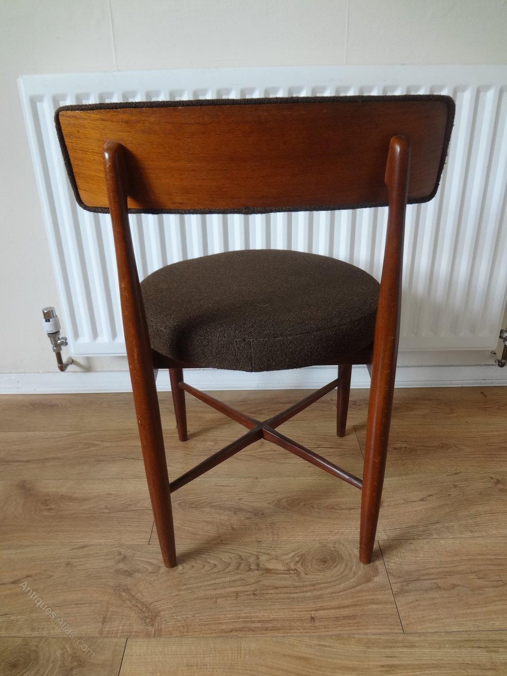 Antiques atlas g plan retro teak dining chairs for G plan dining room chairs