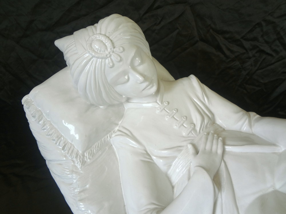 Antiques Atlas Italian Porcelain Figure