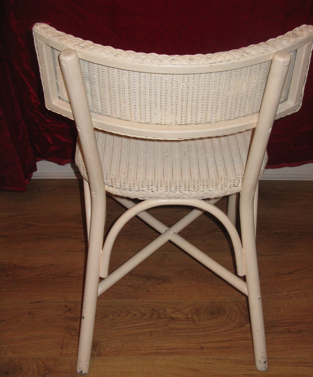 Antiques Atlas Lloyd Loom Lusty Chair