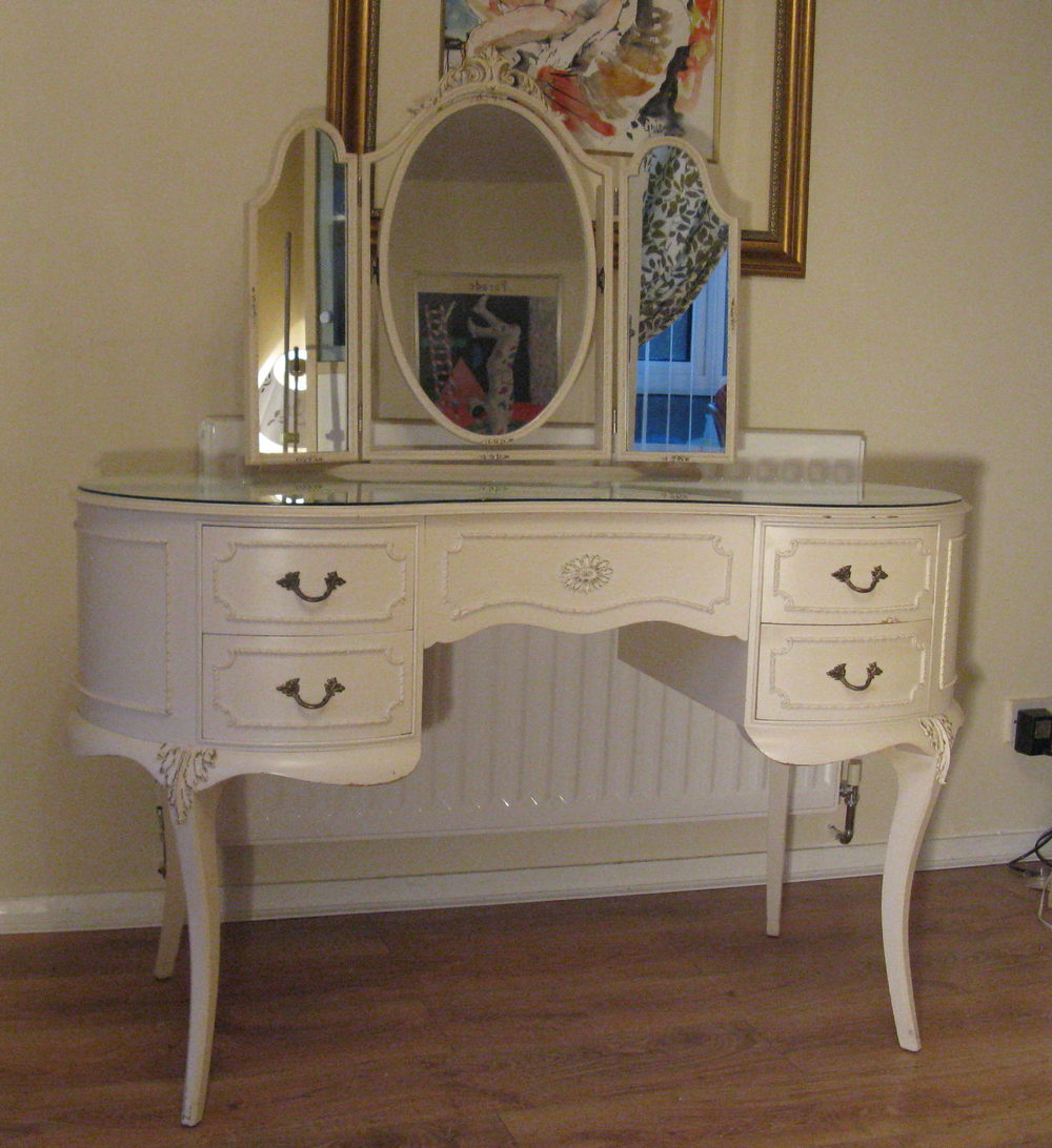 Antiques atlas louis dressing table - Louis Dressing Table Midcentury Retro And Vintage Dressing Tables