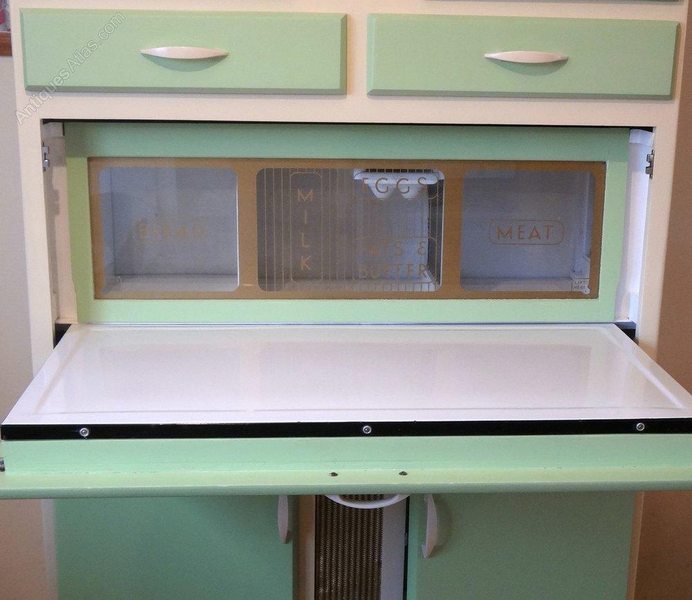 Mid Century Retro Kitchen Larder Cabinet