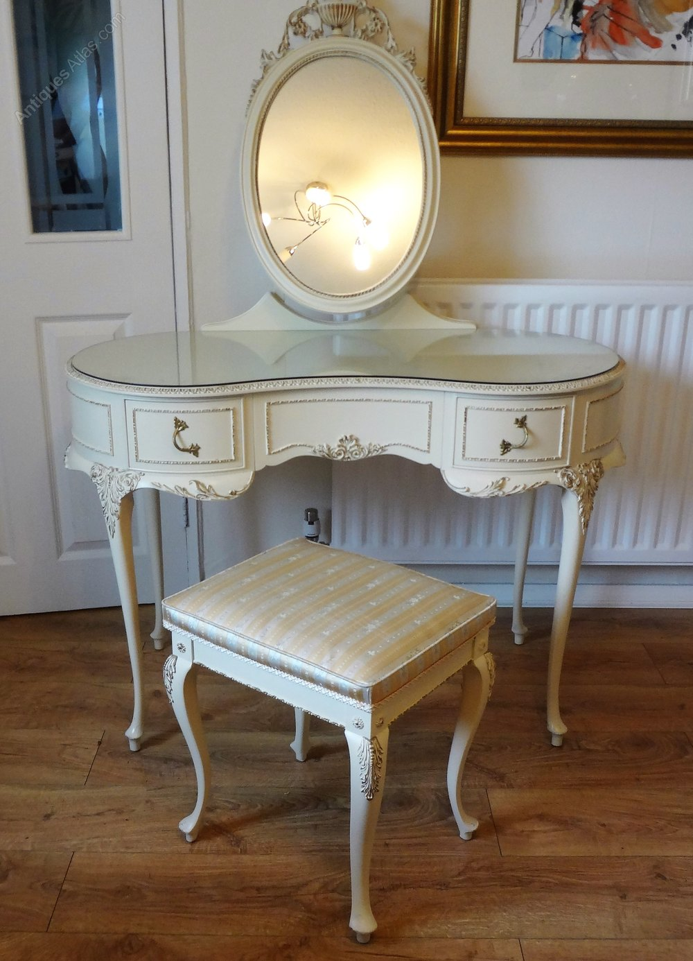Antiques Atlas Olympus Antoinette Dressing Table