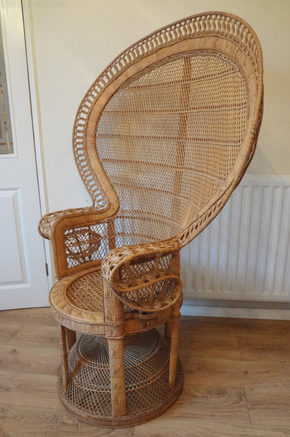 Antiques Atlas Vintage Peacock Chair