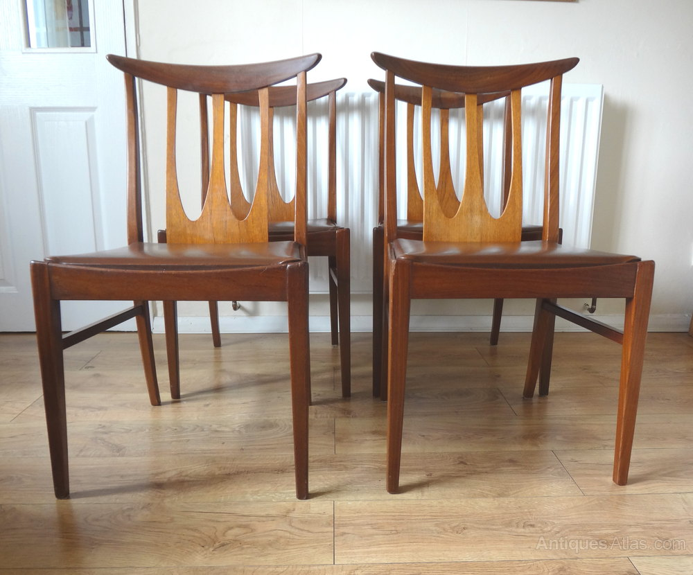 antiques atlas retro g plan dining chairs