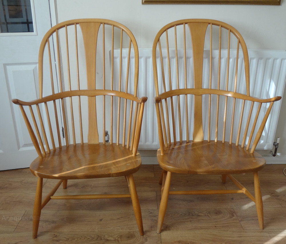 Antiques Atlas Vintage Ercol Chairmakers Chairs