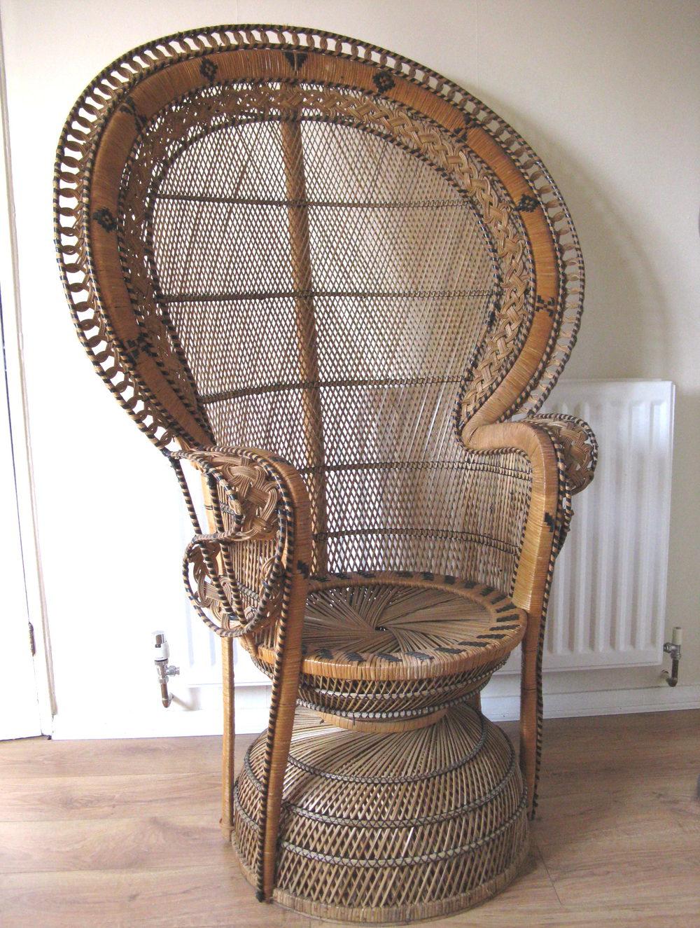 Antiques Atlas Retro Peacock Chair