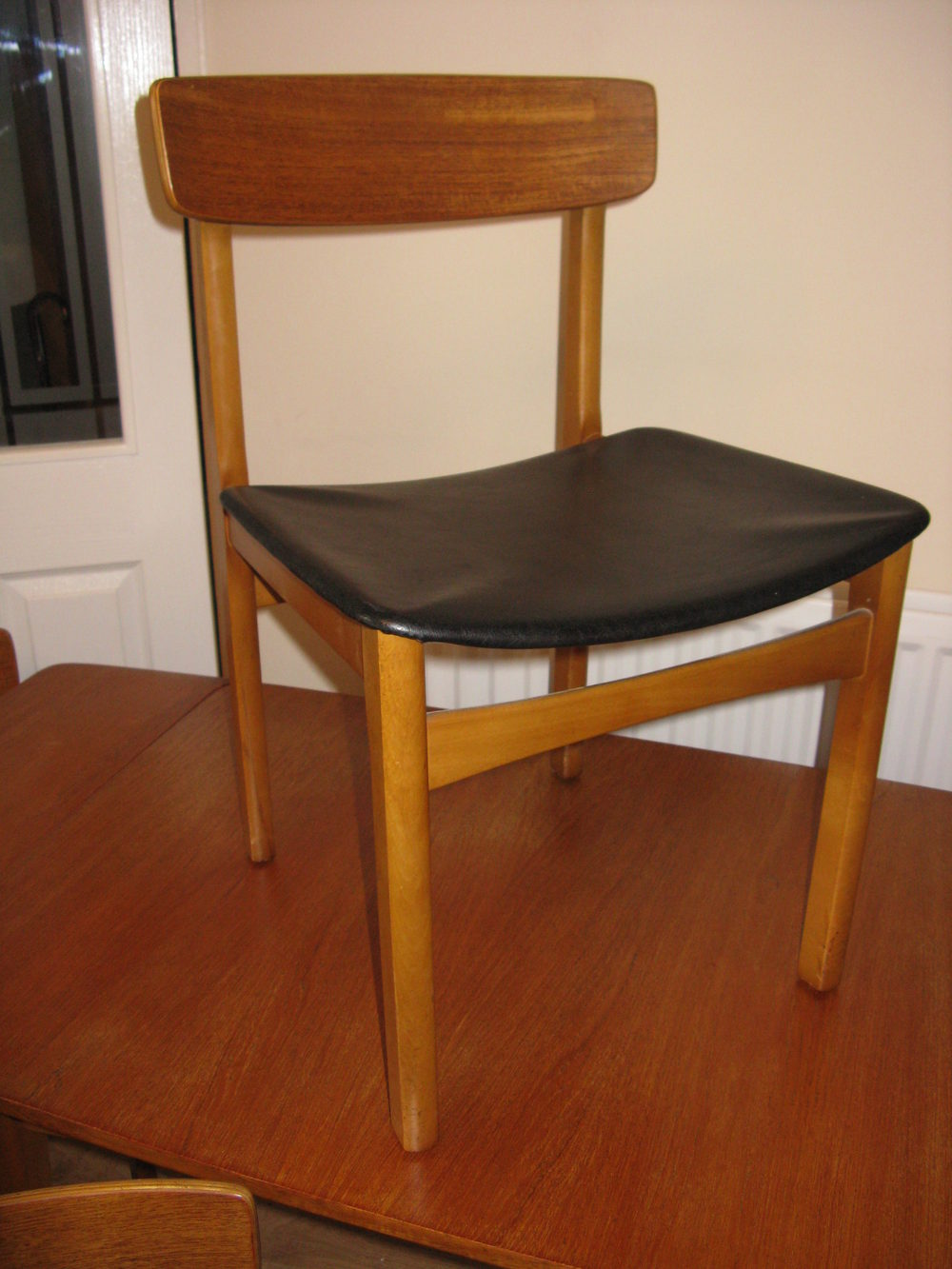 Antiques Atlas Retro Teak Table Amp Chairs