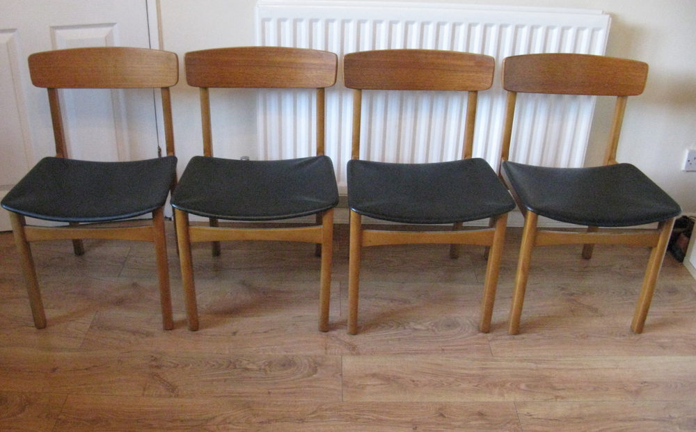 Antiques atlas retro teak table chairs for G plan dining room furniture sale
