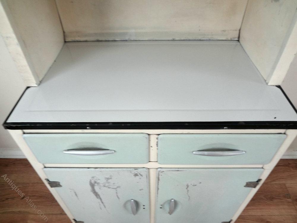 Antiques Atlas - Retro Kitchen Larder Cupboard