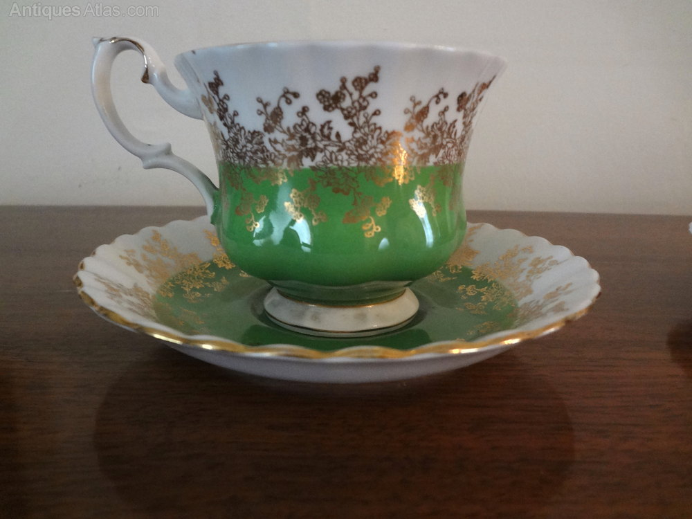 Antiques Atlas Royal Albert Tea Cups Amp Saucers