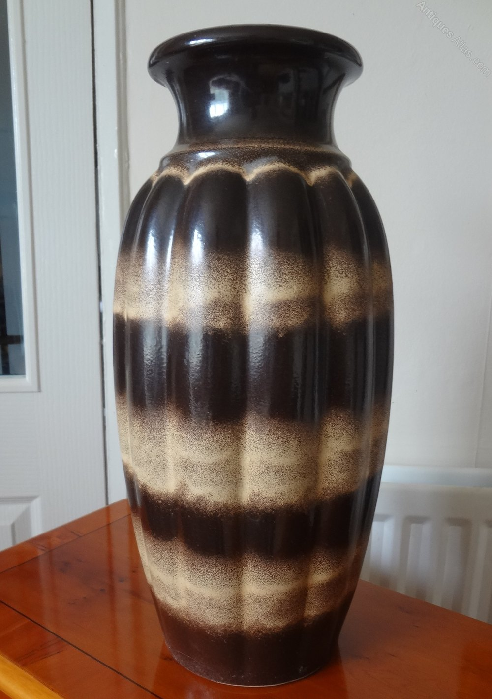 Antiques Atlas - Scheurich West German Retro Vase C 1970