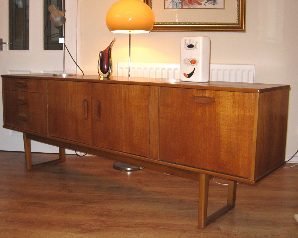 Antiques atlas danish teak sideboard retro for Sideboard scandi