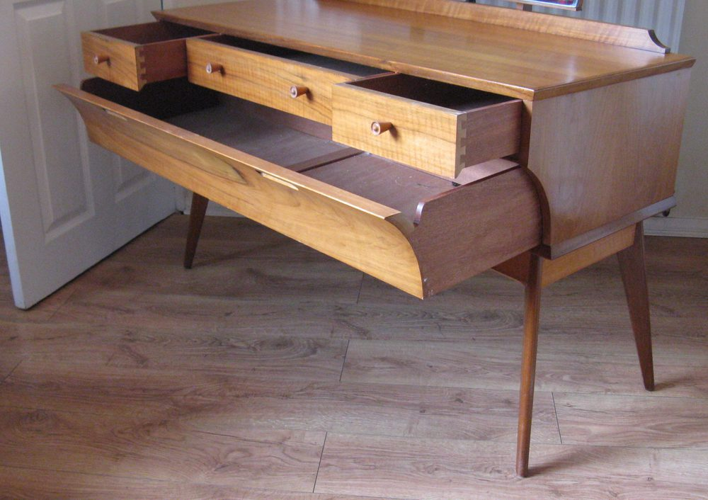 Antiques Atlas 1950s Dressing Table Alfred Cox