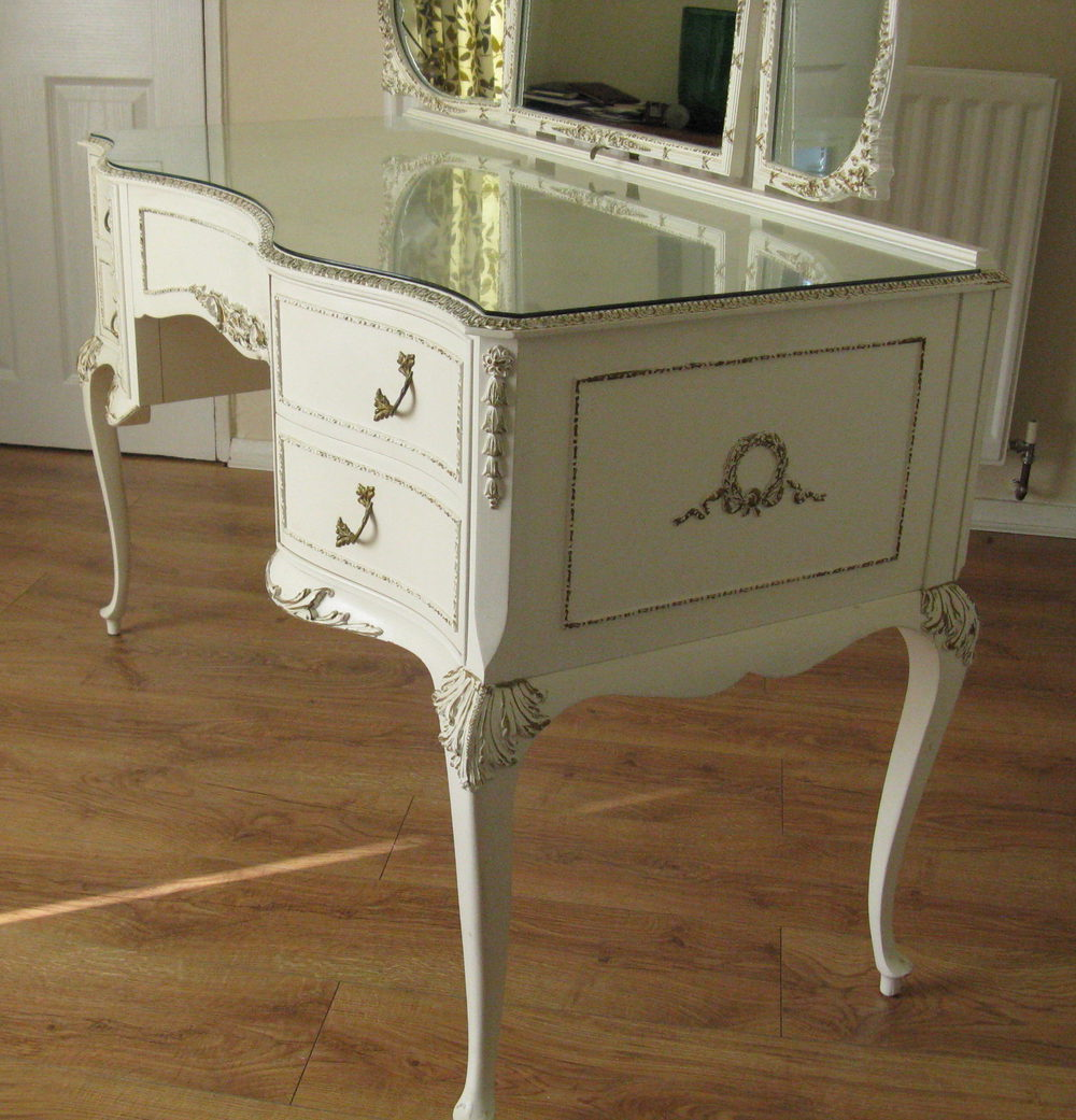 Antiques atlas louis dressing table -  Dressing Table