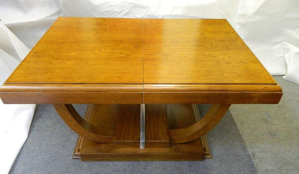 art deco dining table antiques atlas