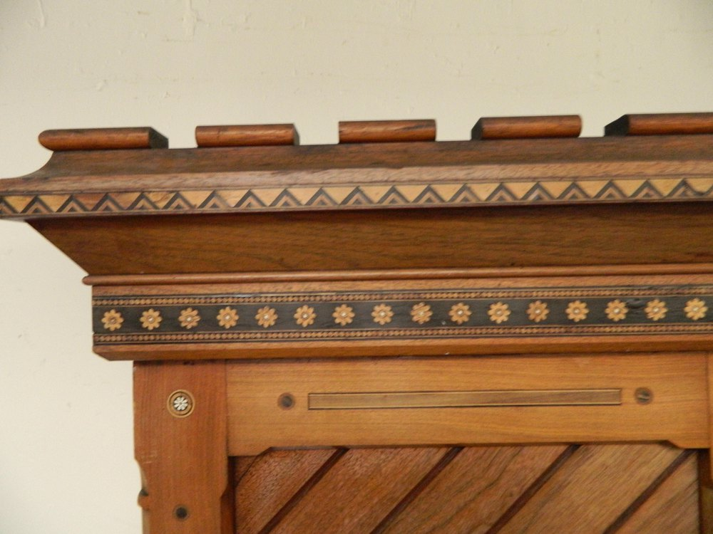 Arts Amp Crafts Wardrobe Antiques Atlas