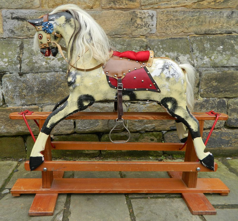 Materialism in the rocking horse