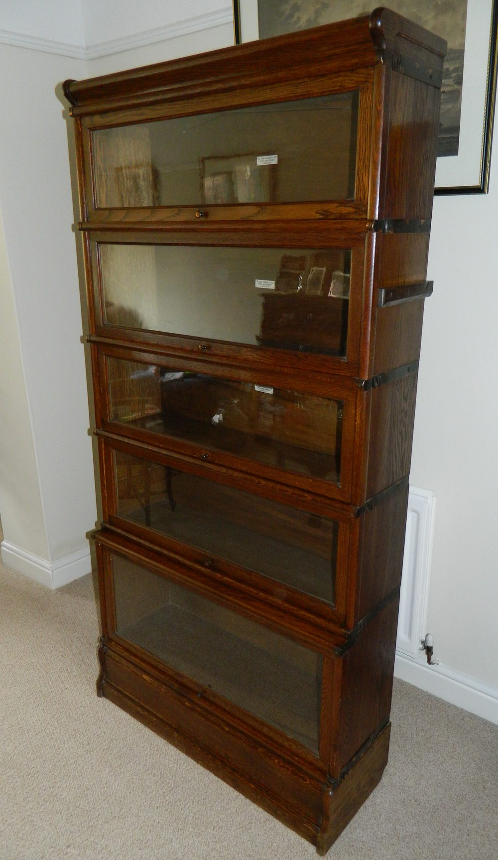 Globe Wernicke Sectional Bookcase Antiques Atlas