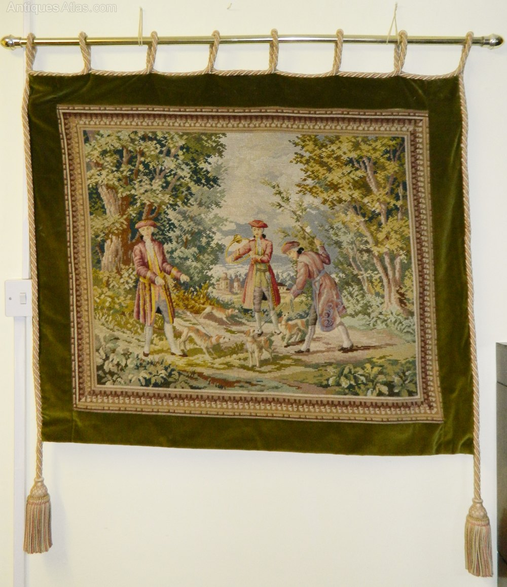 Antiques Atlas Tapestry Wall Hanging