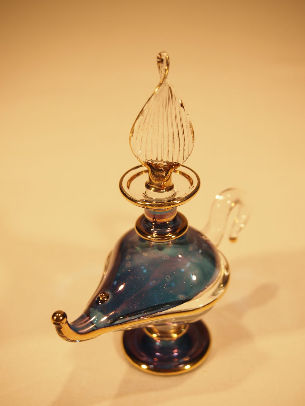 Antiques Atlas Murano Aladdins Lamp Perfume Bottle