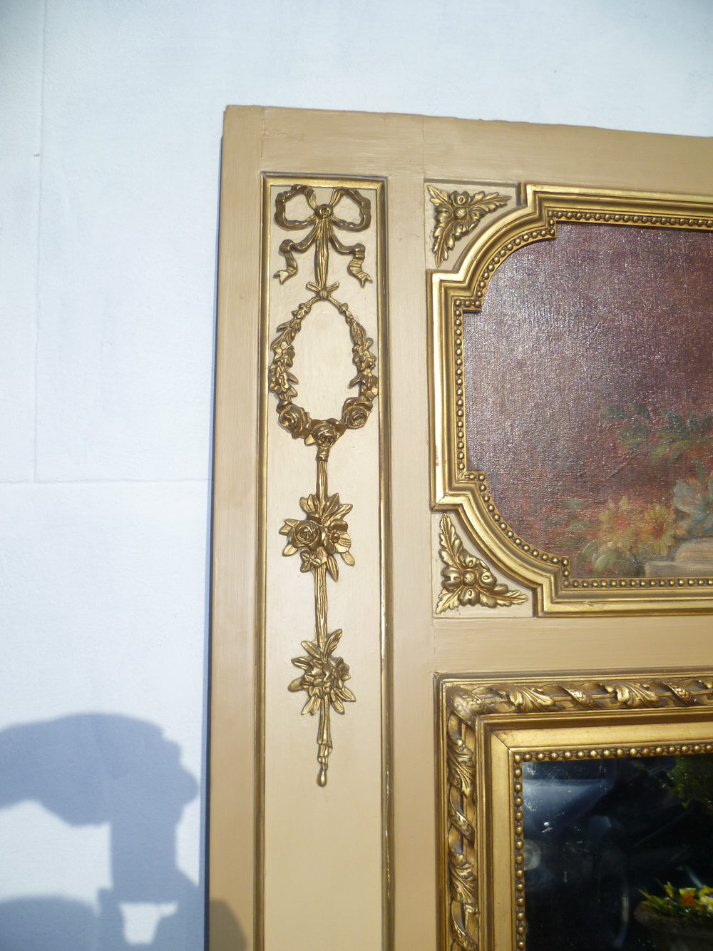 Antiques Atlas Magnificant Six Foot Overmantle Or Wall