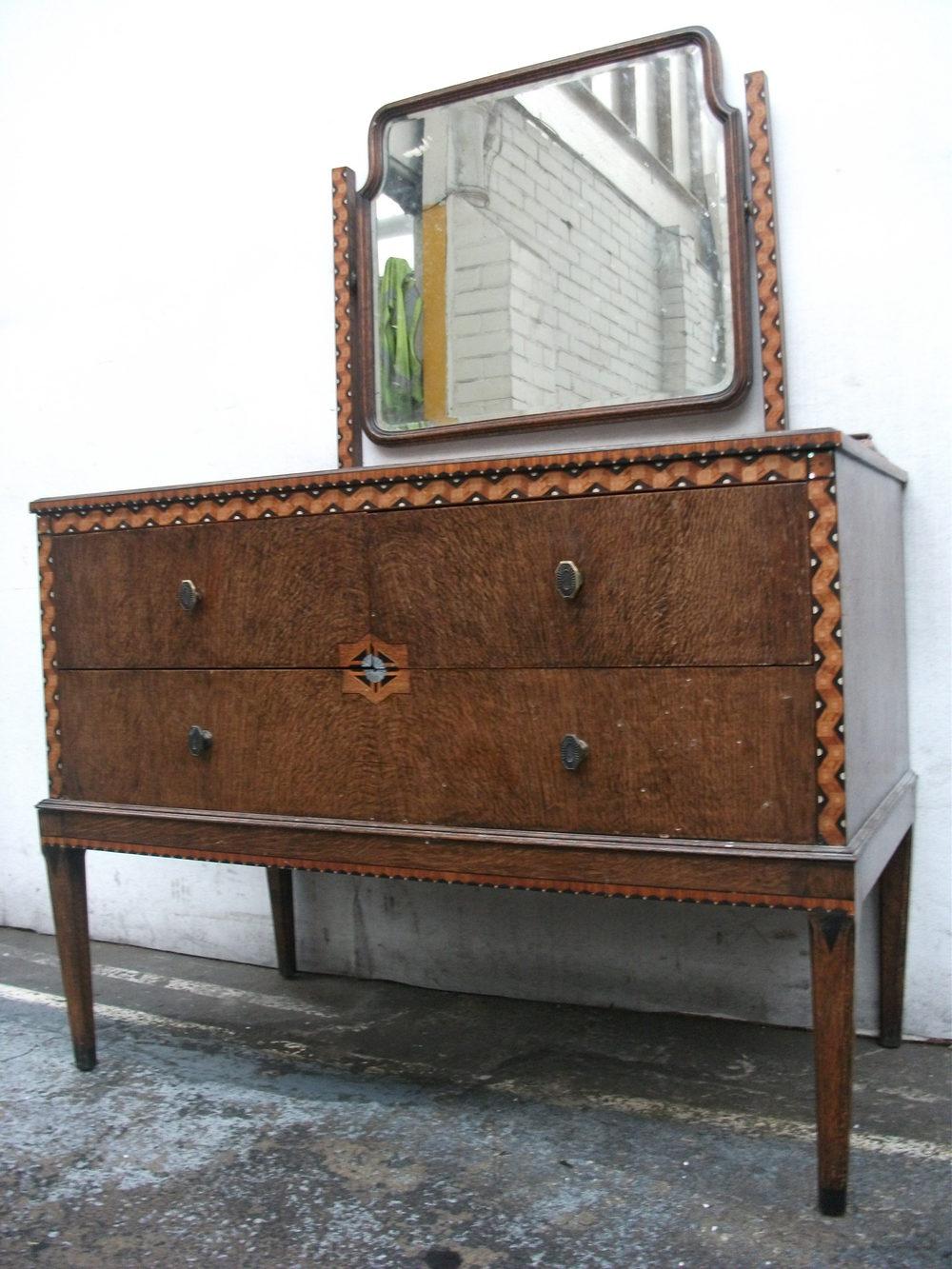 art deco bedroom suite antiques atlas