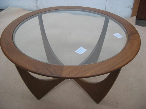 g plan coffee table retro