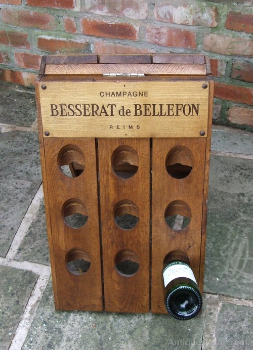 French Champagne Riddling Rack Antiques Atlas