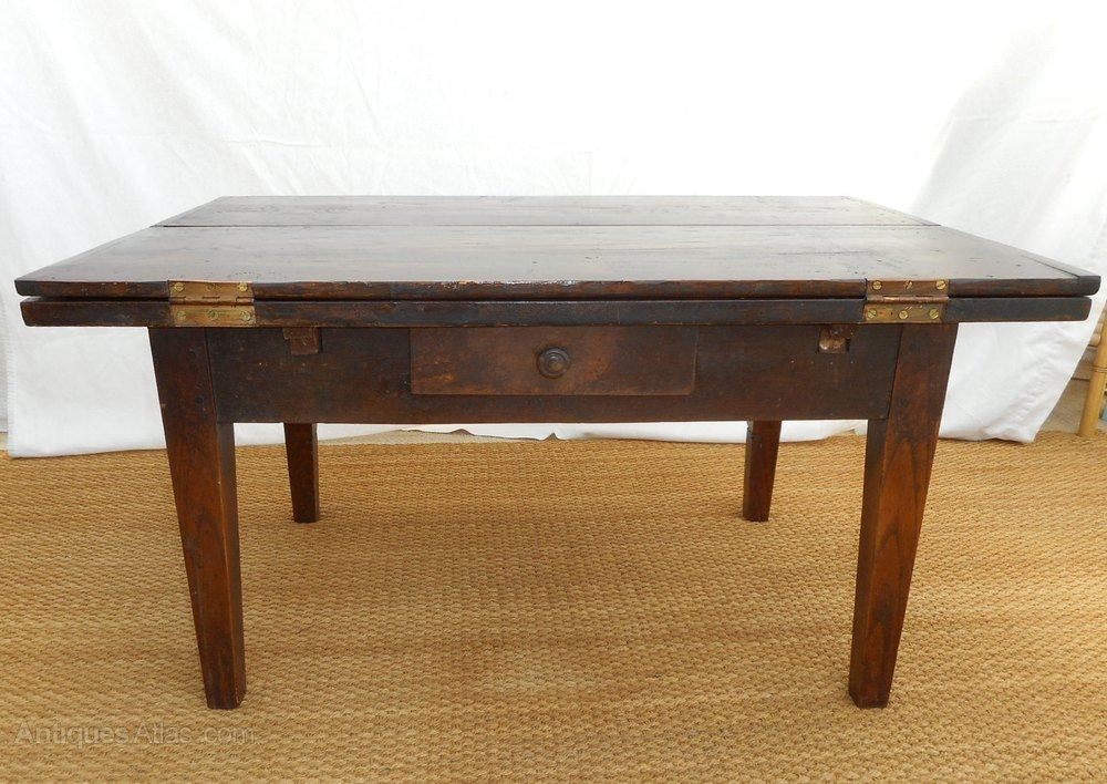 Antique Extending Rustic Coffee Table Antiques Atlas