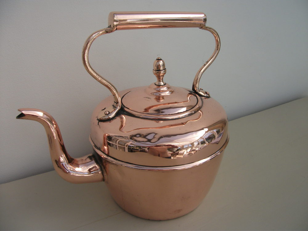 Dating antique copper kettles