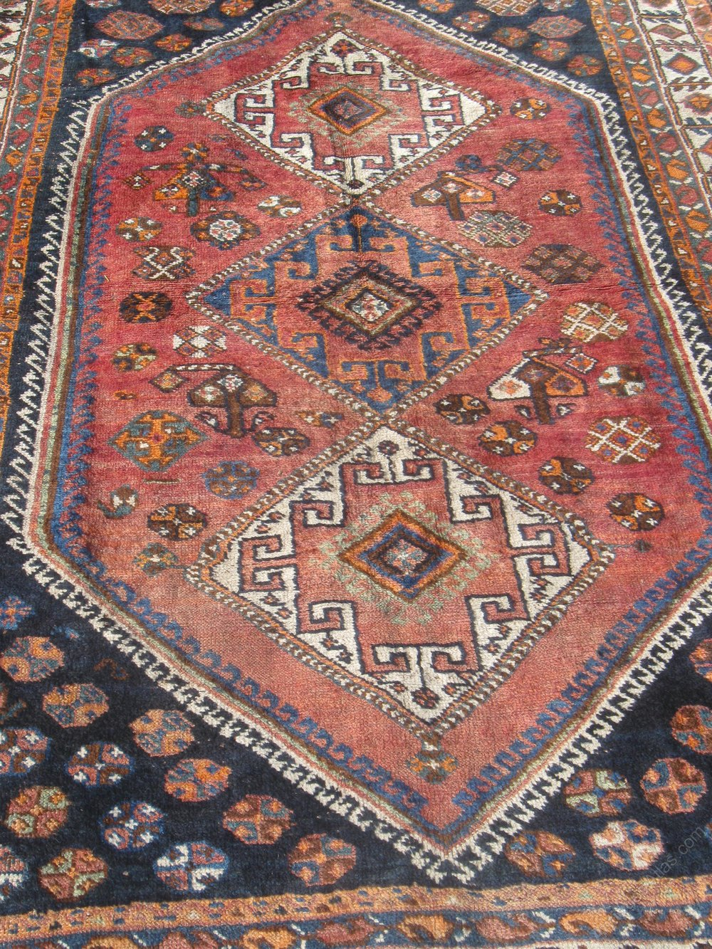 Antiques Atlas Antique Persian Rug