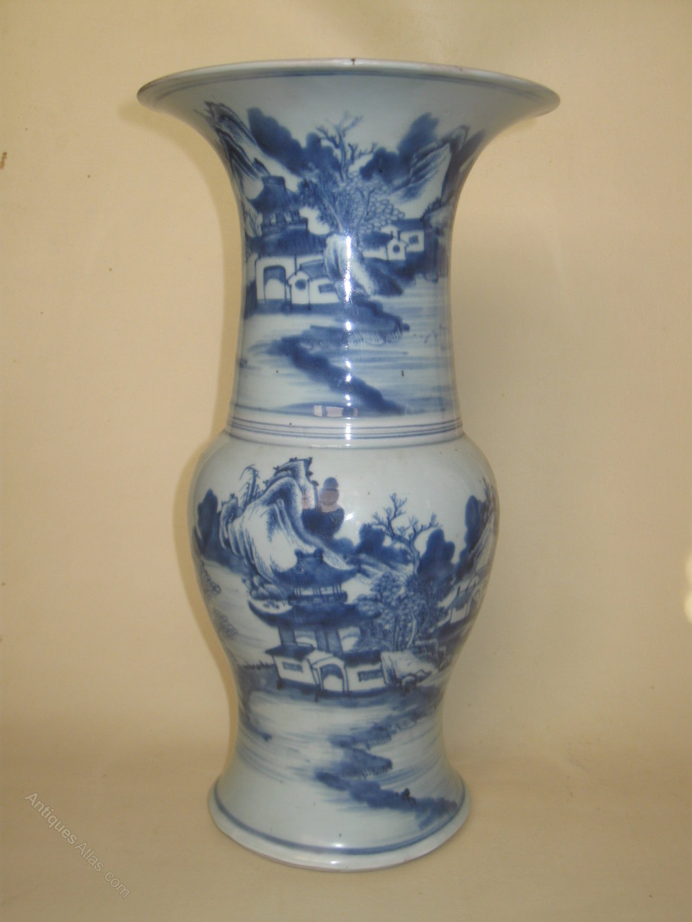 Antiques Atlas Very Large Chinese Kangxi Vase