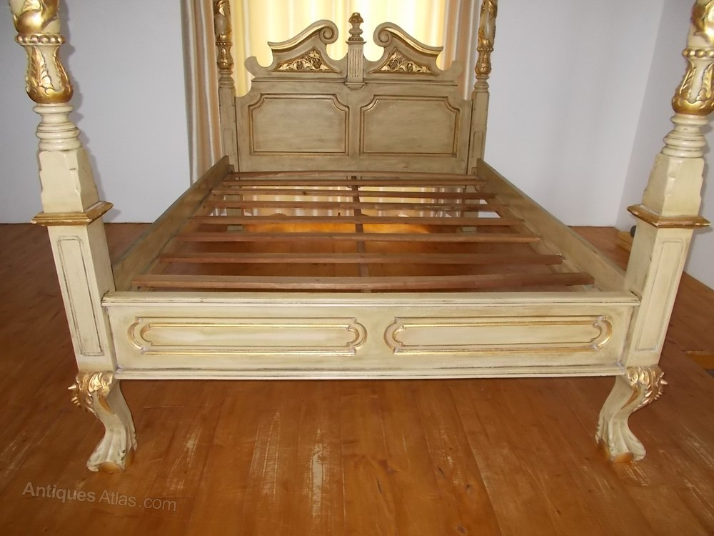 Awesome  Antique Four Poster Beds