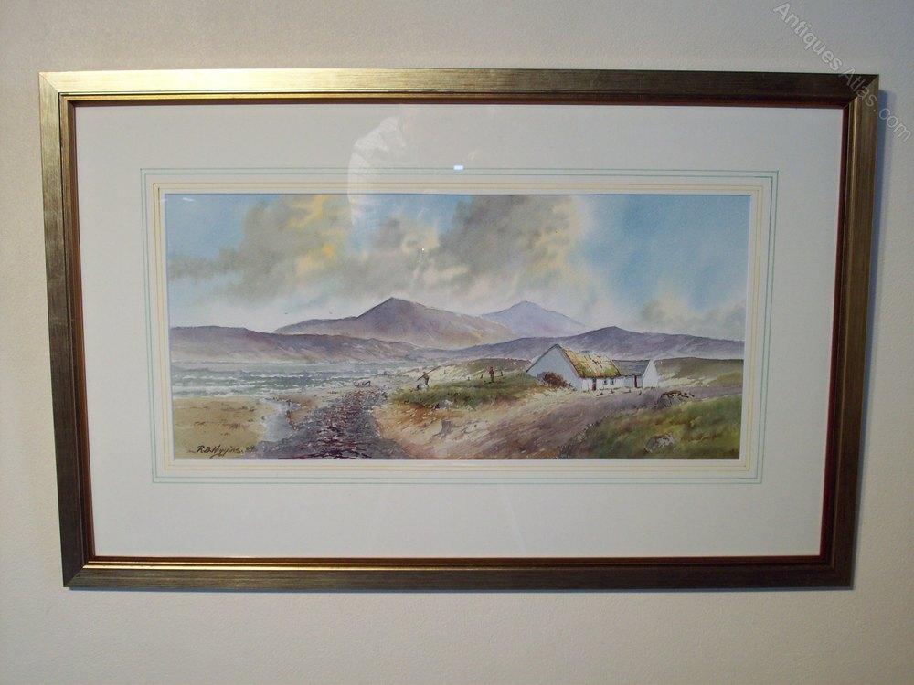 Paintings By R B Higgins