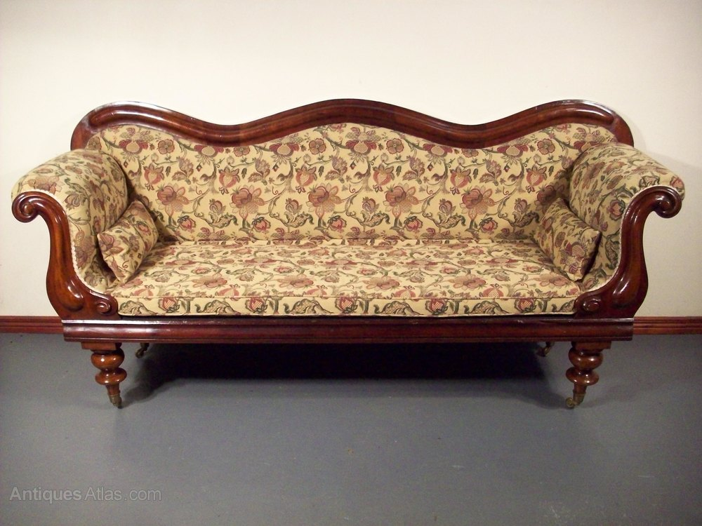 Victorian Couch Sofa Antiques Atlas