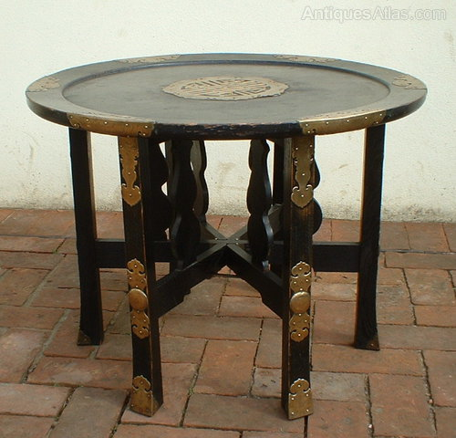 Japanese Folding Coffee Table