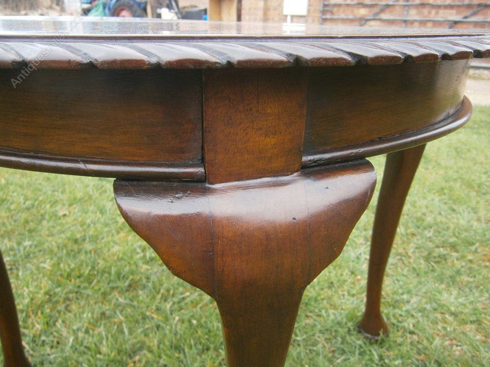 Coffee Table In Mahogany Antiques Atlas