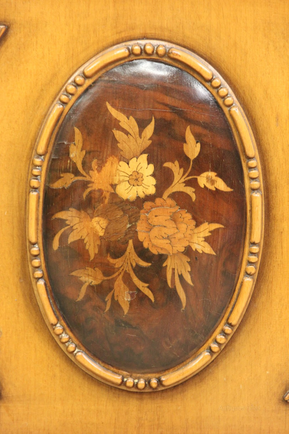 Antiques Atlas French Marquetry Vitrine