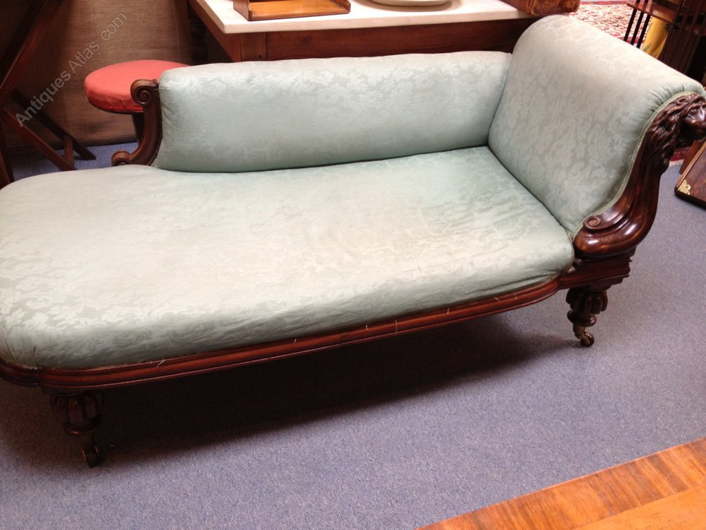 Chaise long antiques atlas for Chaise 20 euros