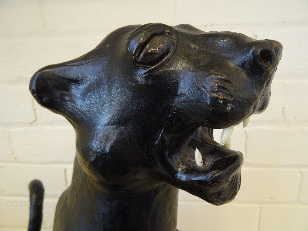 Vintage black panther her