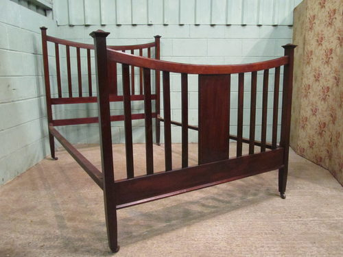 edwardian mahogany bedroom furniture. antique edwardian mahogany inlaid bed bedroom furniture