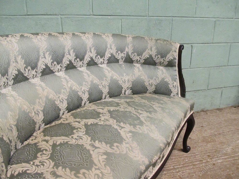 Antique Victorian Small Two Seater Tub Sofa Antiques Atlas