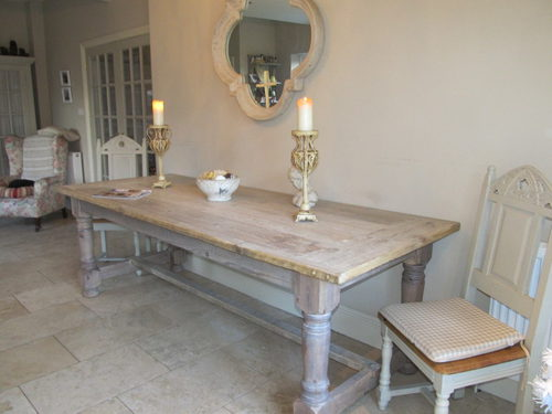 Bespoke Hand Built   Peg Joined Dining Table 19thC. Bespoke Hand Built   Peg Joined Dining Table 19thC   Antiques Atlas