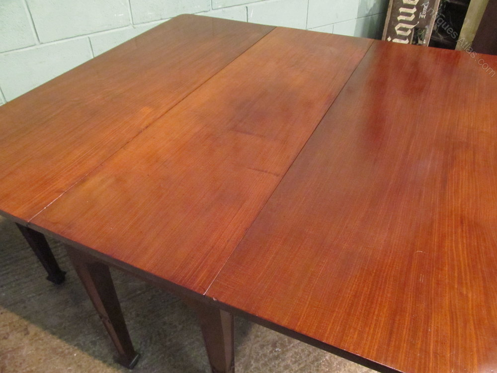 antique mahogany gateleg dining table collections