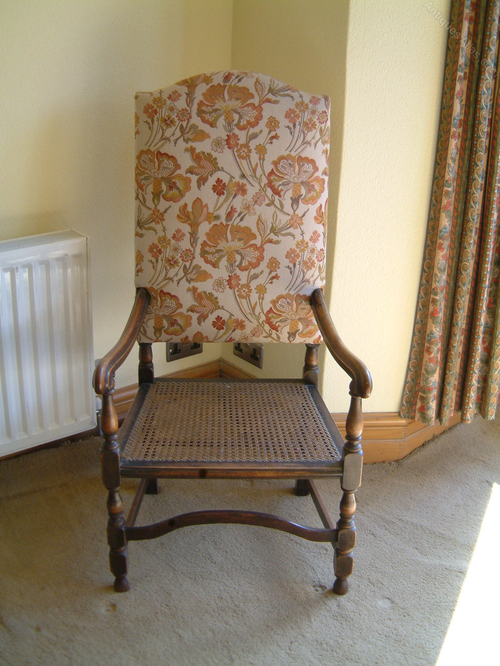 1920 S Bergere Arm Chair Restored Antiques Atlas