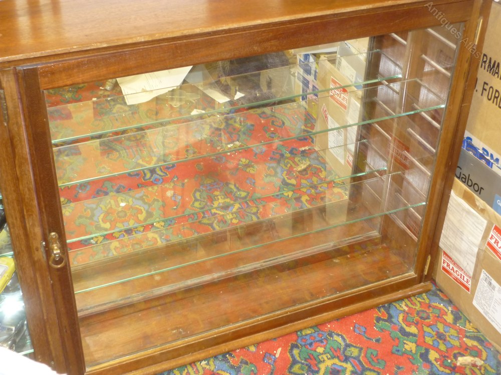 victorian shop display cabinet  mirrors  u0026 glass